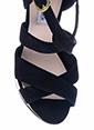 Steve Madden Platform Topuklu Ayakkabı Siyah